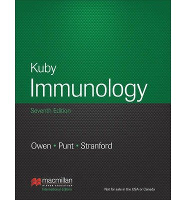 [(Kuby Immunology)] [ By (author) Judy Owen, By (author) Jenni Punt, By (author) Sharon Stranford ] [April, 2013]