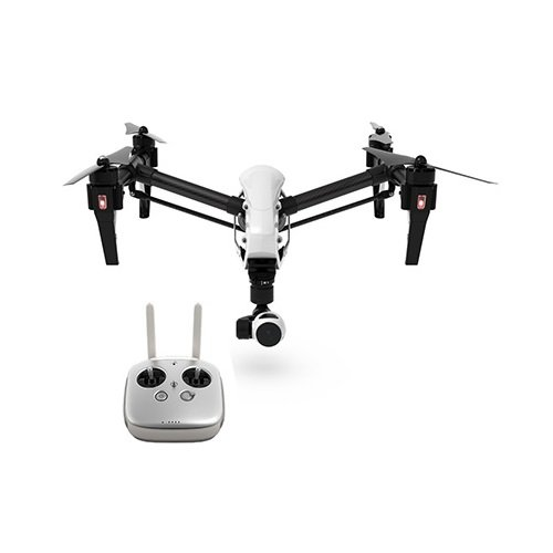 DJI CP.BX000002 Inspire 1 Quadcopter (4K Kamera, 3-Achsen Gimbal)