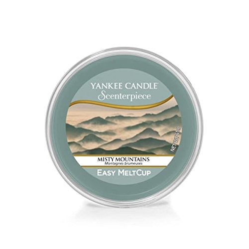 Yankee Candle Misty Mountains Scenterpiece MeltCups (Candle Scenterpiece Yankee)