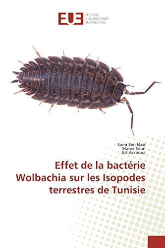 Effet de la bactérie wolbachia sur les isopodes terrestres de tunisie par Sarra Ben Nasr