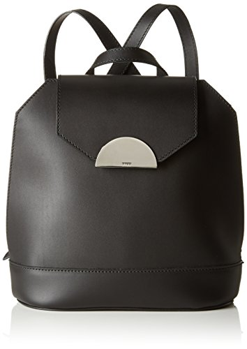BREE Damen Cambridge Rucksackhandtasche, Schwarz (Black), One Size