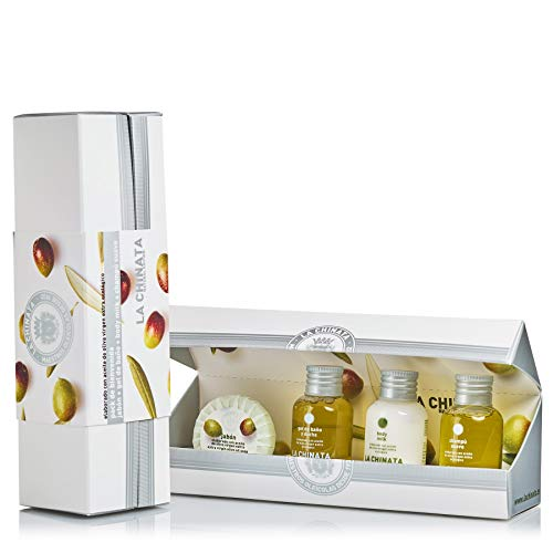 Oliven-Wellness-Set - Hautpflegeserie von La Chinata