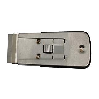 ECHTE POWER-Tec Pro Razor Scraper Single Workshop Garage Handlich DIY Arbeit Home Präzision–Teilenummer 91999
