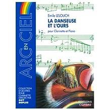 La Danseuse et l'ours pour Clarinette et piano