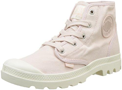 Palladium Damen Pampa Hi Hohe Sneaker, Pink (Peach Whip/Marshmallow K94), 39 EU