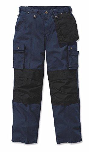 Carhartt Hose Ripstop Multipocket Handwerker 100233 Marineblau