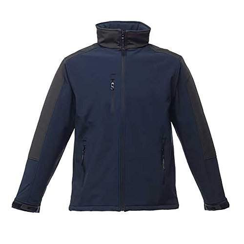 Regatta Hydroforce Softshell Oxford Blau