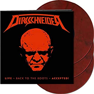 Live - Back To The Roots - Accepted! (Red/Black Marbled Vinyl) [Vinilo] by Dirkschneider (B076VB9DNM) | Amazon price tracker / tracking, Amazon price history charts, Amazon price watches, Amazon price drop alerts