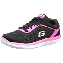 Skechers Flex AppealLove Your Style - Zapatillas de material sintético mujer