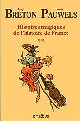 HISTOIRES MAGIQUES DE L'HISTOI