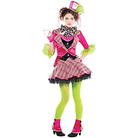 Christy's - Disfraz el Sombrerero Loco para niñas de 12 - 14 años (997663)