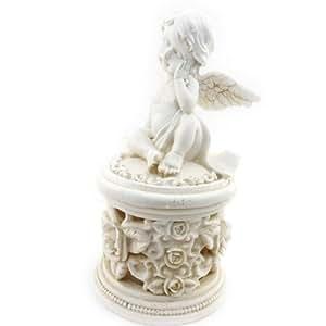 Les Trésors De Lily [J1609] - Boite à bijoux 'Petit Ange'