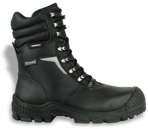 Cofra Mozambico S3 Hro Ci SRC Paire de Chaussures de sécurité Taille 45 Noir Noir