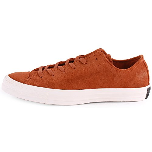 Converse Chuck Taylor All Star Homme Burnished Suede Ox - Sneaker, , taglia Rust