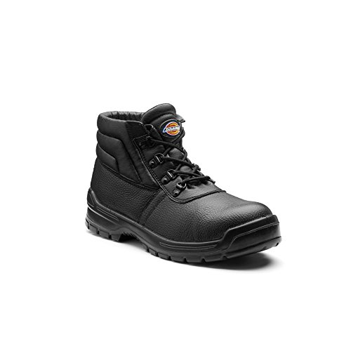 Dickies Herren Redland II Safety Stiefel (11UK/45EU) (Schwarz) -
