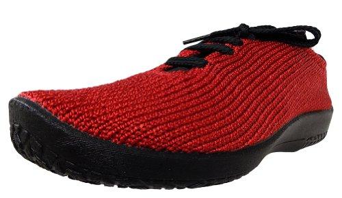 Arcopedico Womens LS 1151Chaussures de Tissu red