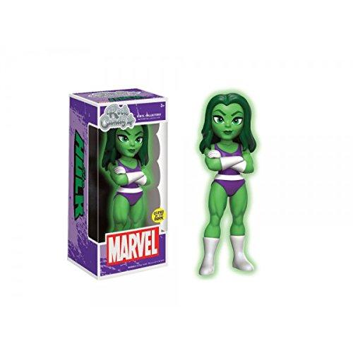 ROCK CANDY: Marvel She-Hulk (leuchtet im Dunkeln)