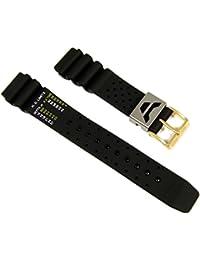 Citizen 59-L7332 - Correa para reloj, color negro