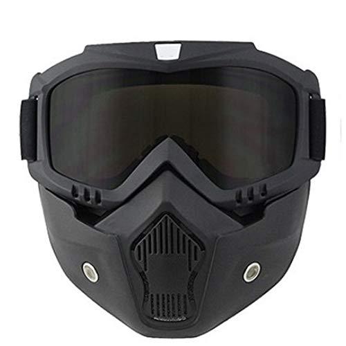 Windproof Skate Sonnenbrille Motorradbrille Offroad Helme Maskenbrille