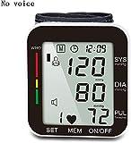 TAI XYJGYP Sfigmomanometro elettronico di Pressione sanguigna Monitor Ampio...