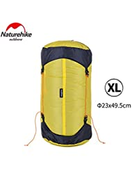 Naturehike Sac de compression etanche Ultraleger Sac de couchage Sac de compression Camping Stuff Sack
