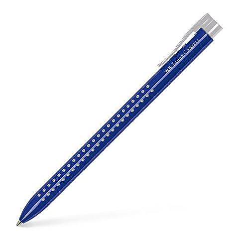 Faber-Castell 544651 - Kugelschreiber Grip 2022, blau