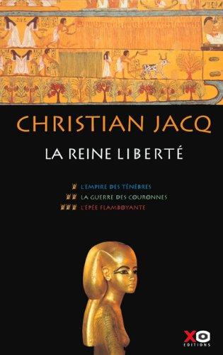 La Reine Liberté, coffret de 3 volumes