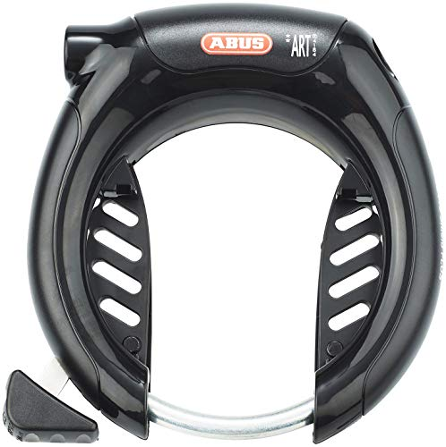 Abus 5950 R PRO Shield Plus Fahrradschloss, Black, One Size
