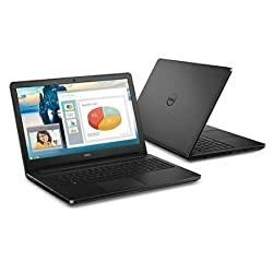 Dell Vostro 3568 Z553501UIN9 [15.6 Anti Glare HD LED, 7th Gen Upto 3.1 GHZ Intel CoreTM i5- 7200U, 4GB DDR4 Ram/1TB HDD/2GB GRAPHICS/DOS/WITH FINGER PRINT READER/Accidental Damage Protection, Dell Pro-Support, NBD-Next Business Day Dell Service] Black
