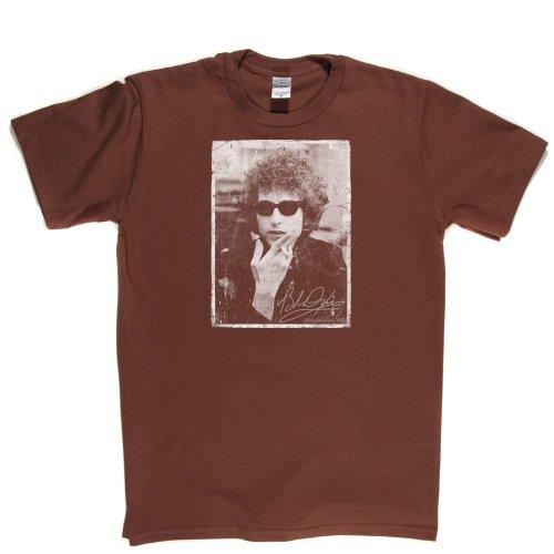 Dylan Stockholm 66 Make Love Not War Peace T-shirt Braun