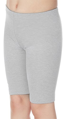 (Merry Style Mädchen Kurz Leggings MS10-132 (Melange, 134))