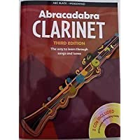 Abracadabra libro de música para Clarinete con 2CD