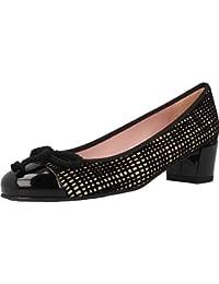 Zapatos Bailarina para Mujer, Color Negro, Marca PRETTY BALLERINAS, Modelo Zapatos Bailarina para