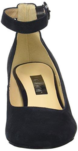 Gabor Shoes Gabor Basic, Scarpe con Tacco Donna Blu (66 Pazifik/steel)
