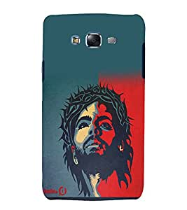 printtech Jesus Crown Back Case Cover for Samsung Galaxy Core i8262 / Samsung Galaxy Core i8260