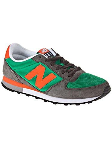 New Balance, NBU430KGO, Sneaker, Unisex - Adulto Grigio (grigio)