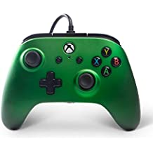 PowerA Enhanced Wired Controller Emerald FADE Gamepad
