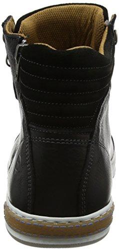 Sneaker Hohe Herren Black Schwarz 5836a BULLBOXER YwgOAqSS