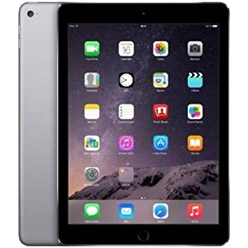 Apple iPad Air 2 128GB Gris - Tablet (Tableta de tamaño completo, IEEE 802.11ac, iOS, Pizarra, iOS, Gris)