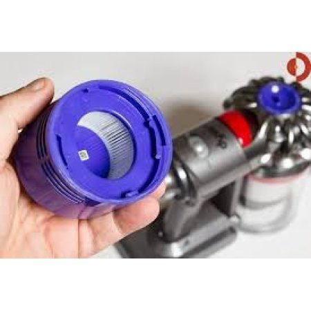 Genuine Dyson V8 and V7 Cordless Filter Bundle Includes Pre-Filter (DY-96566101) and Post- Filter (DY-96747801)