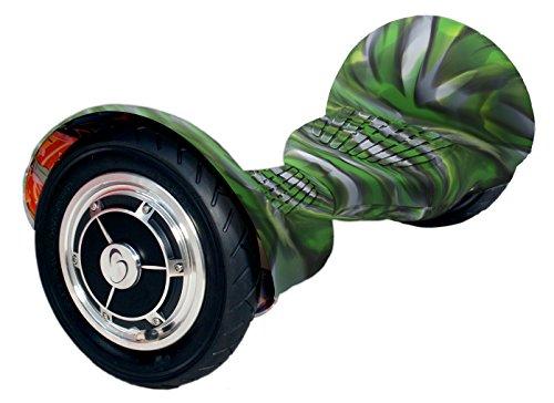 SmartGyro Serie XL Silicone Cover Camuflaje, Funda...