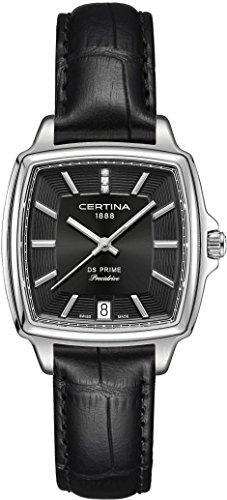 Certina DS Prime C028.310.16.056.00 Reloj de Pulsera para mujeres con diamantes genuinos