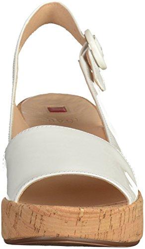 Högl 3 10 3204 0200, Escarpins Femme Blanc (Weiss0200)