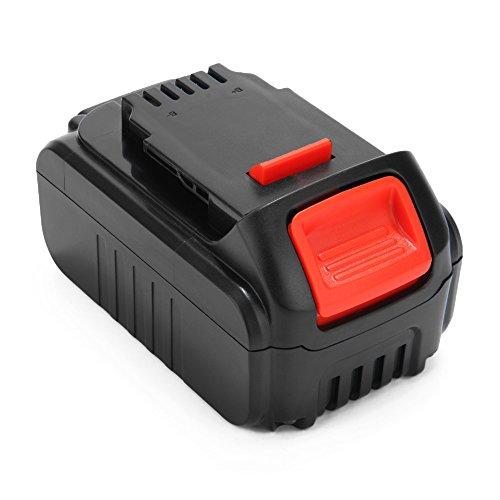 Preisvergleich Produktbild Creabest 18V 5.0Ah Li-ion Ersatz Batterie für DEWALT DCB181 DCB182 DCB183-XJ DCB184 DCB204-2 DCB205-2