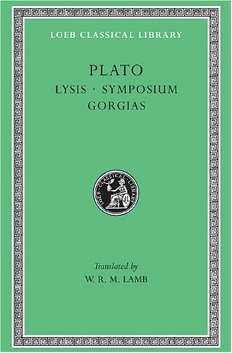 Lysis (Loeb Classical Library)