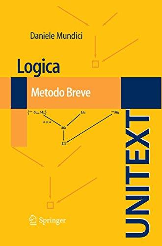 Logica: Metodo Breve (UNITEXT)
