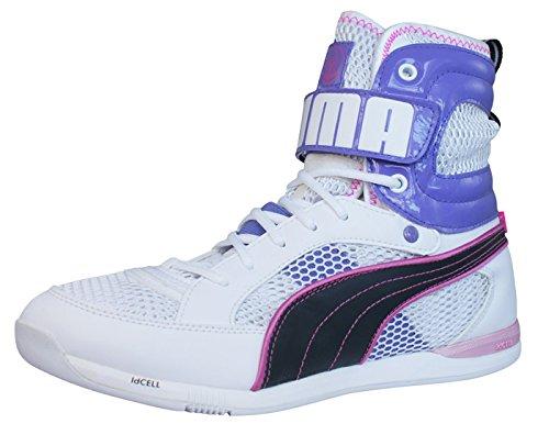 Puma Allegra Mid femmes chaussures / Chaussures - blanc