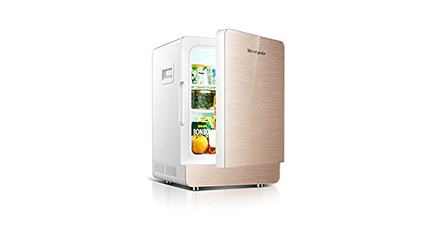 Kleiner Tragbarer Kühlschrank : Yqq l kleiner kühlschrank kühlung haushaltskühlschrank auto