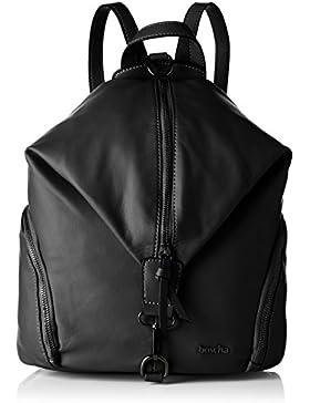 Boscha Damen Backpack Rucksackhandtasche, 17x32x27 cm
