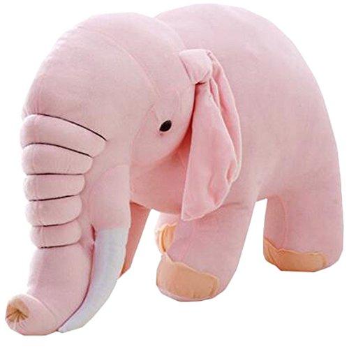 Lovely Elephant Puppe Spielzeug Paar Plüschtiere Geburtstag Geschenk Pink